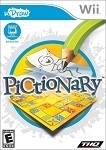Pictionary - Wii Video Game