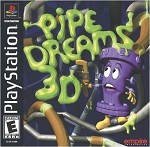 Pipe Dreams 3D - PS1 Video Game