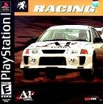 Racing - PS1 Video Game