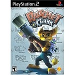 Ratchet & Clank - PS2 Video Game