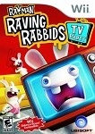 Rayman Raving Rabbids: TV Party - Wii Video Game