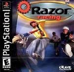 Razor Racing - PS1 Video Game