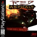 Red Asphalt - PS1 Video Game