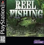 Reel Fishing - PS1 Video Game