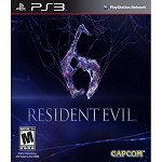 Resident Evil 6 - PS3 Video Game