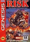 Risk - Sega Genesis Video Game