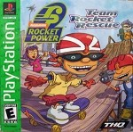 Rocket Power Team Rocket Rescue - PS1 Video Game