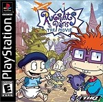 Rugrats in Paris: The Movie - PS1 Video Game