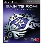 Saints Row The Third - PS3 Video Game
