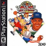 Sammy Sosa Softball Slam - PS1 Video Game