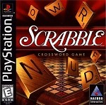 Scrabble - PS1 Video Game