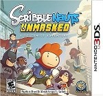 Scribblenauts: Unmasked - Nintendo 3DS Video Game