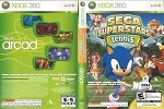 Sega Superstar Tennis / Xbox Live Arcade Compilation Disc - Xbox 360 Video Game