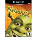 Shrek 2 - Gamecube Video Game
