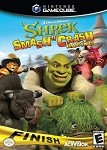 Shrek: Smash n' Crash Racing - Gamecube Video Game