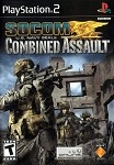 SOCOM U. S. Navy Seals: Combined Assault - PS2 Video Game