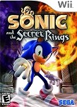 Sonic and the Secret Rings - Wii Video Game