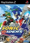 Sonic Riders - PS2 Video Game