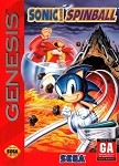Sonic the Hedgehog: Spinball - Sega Genesis Video Game