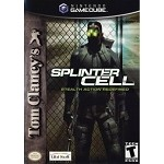 Tom Clancy's Splinter Cell - Gamecube Video Game