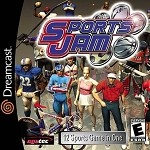 Sports Jam - Sega Dreamcast Video Game