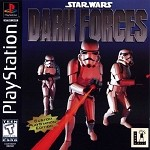 Star Wars Dark Forces - PS1 Video Game