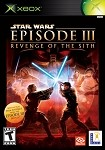 Star Wars: Episode III Revenge of the Sith - Original Xbox Video Game