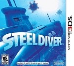 Steel Diver - NIntendo 3DS Video Game