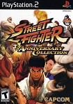 Street Fighter Anniversary Collection - PS2 Video Game