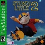 Stuart Little 2 - PS1 Video Game