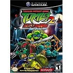 Teenage Mutant Ninja Turtles 2: Battlenexus - Gamecube Video Game