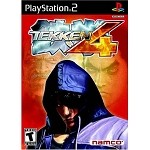 Tekken 4 - PS2 Video Game