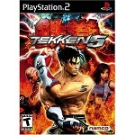Tekken 5 - PS2 Video Game