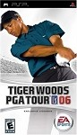 Tiger Woods PGA Tour 06 - PSP Video Game