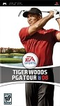 Tiger Woods PGA Tour 08 - PSP Video Game