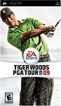 Tiger Woods PGA Tour 09 - PSP Video Game