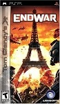 Tom Clancy's Endwar - PSP Video Game