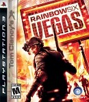 Tom Clancy's Rainbow Six: Vegas - PS3 Video Game
