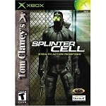 Tom Clancy's Splinter Cell - Original Xbox Video Game