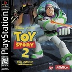 Toy Story 2: Buzz Lightyear to the Rescue - PS1 Video Game