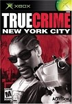 True Crime: New York City - Original Xbox Video Game