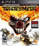Twisted Metal Limited Edition - PS3 Video Game
