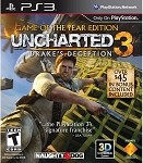 Uncharted 3: Drake's Deception Game of the Year Edition - PS3 Video Game