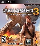 Uncharted 3: Drake's Deception - PS3 Video Game