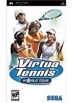 Virtua Tennis: World Tour - PSP Video Game