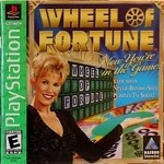 Wheel of Fortune - PS1 Video Game