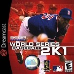World Series Baseball 2K1 - Sega Dreamcast Video Game