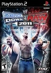 WWE Smackdown VS Raw 2011 - PS2 Video Game