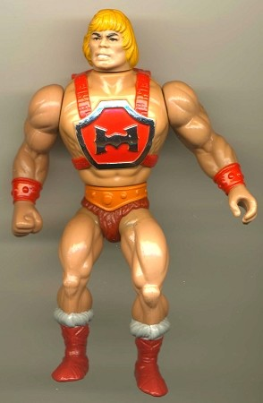 Thunder Punch He-Man Figure - Masters of the Universe He-Man