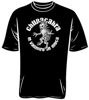 Chupacabra T-Shirt (Size: 2XL)